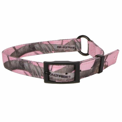 Realtree Pink Camo Center Ring Collar