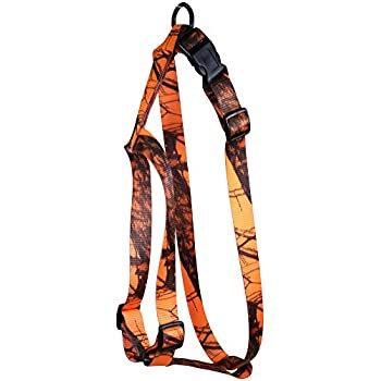 Mossy Oak Blaze Orange Camo - Quick Step Harness