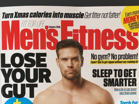 Build any body part: Mens fitness feature