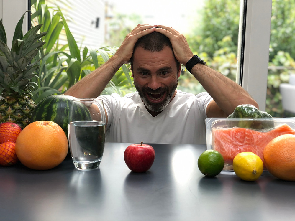 confused about nutrition