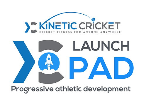 Kinetic Cricket - Launch PAD package (6 month program)
