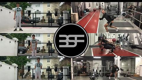 Ben Scott fitness virtual training, anywhere anytime