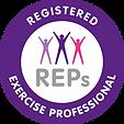 REPS qualified trainer Ben Scott