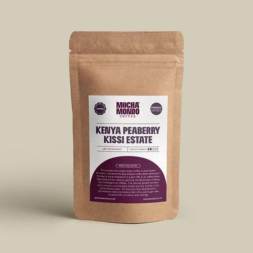 Kenya Peaberry Kissi Estate (228g only)