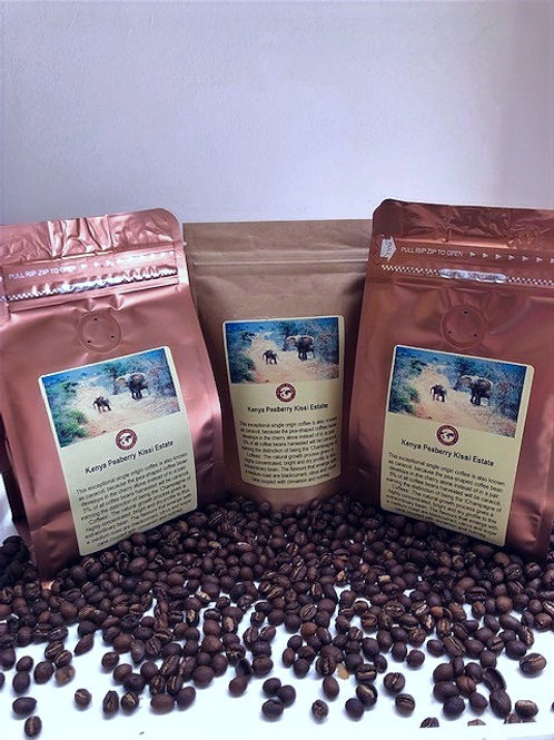 Kenyan Peaberry (228g only)