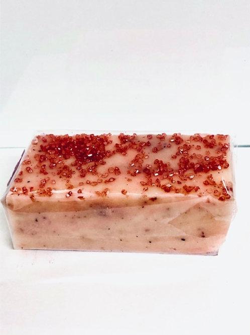 Sparkling Rose Fudge