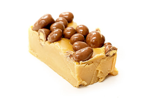 Caramel & Honeycomb Fudge