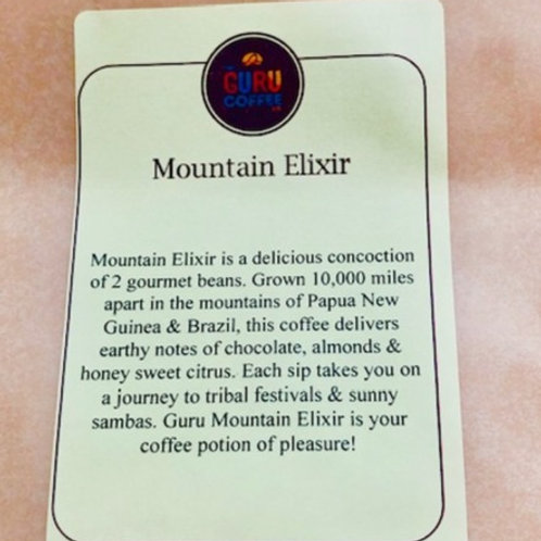 Guru Mountain Elixir