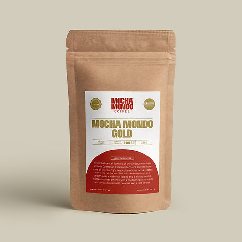 Colombian Excelso (Mocha Mondo Gold)