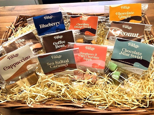 B2B Northumberland Fudge Packets