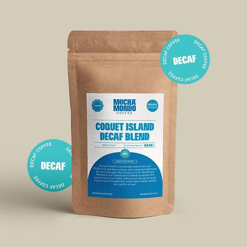 Coquet Island Decaf Blend