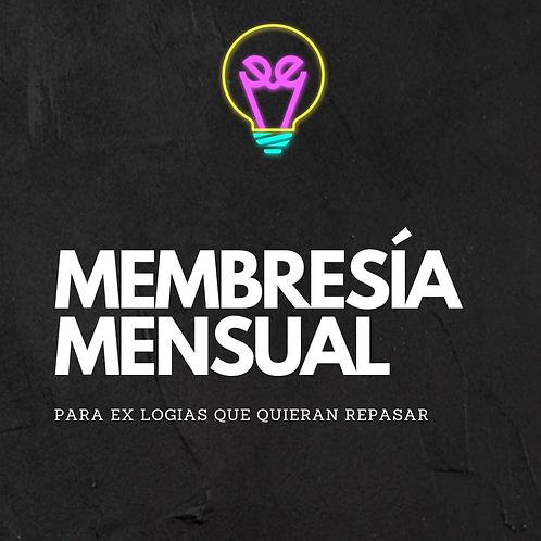 MEMBRESÍA EX LOGIA