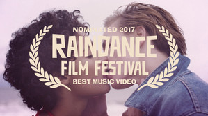 DON'T PULL AWAY NOMINATED FOR BEST MUSIC VIDEO AT RAINDANCE
