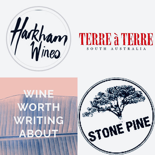 POP-UP TICKETS 24.03.19 Terre à Terre, Harkham Wines and Stone Pine Distillery