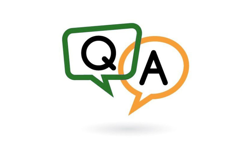 Question and Answer Mark Bania CEO Contractor Compliance 2019