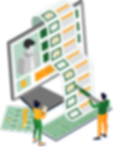 Contractor Management Software Graphic W