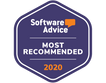 Software Advice Most Recommended Websize