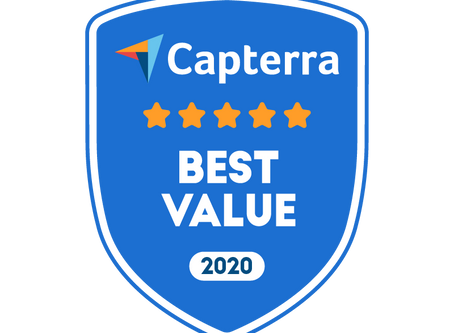 Contractor Compliance Named as Capterra's Best Value in Contractor Management for 2020