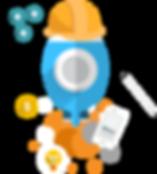 Certified Partner Graphic Rocket Ship.pn