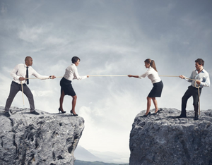 Contractor management, compliance conflict