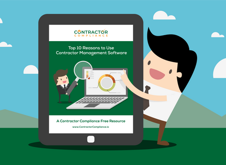 Top 10 Reasons to Use Software for Contractor Management in 2020