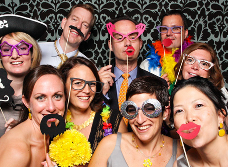 5 Reasons Your Corporate Event Needs A Photo Booth