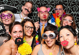 Benefits of a photo booth for your corporate event