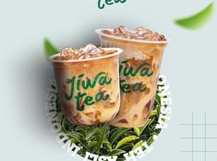 Jiwa Tea by Jiwa Group - Pertarungan Teh Outlet Bakal Rame Nih..