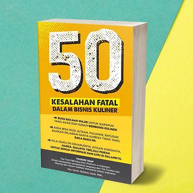 [BOOK] 50 Kesalahan Fatal dalam Bisnis Kuliner