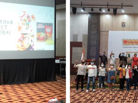 Kolaborasi dengan Kemenparekraf, Foodizz mendukung Pelaku Usaha Kuliner untuk Scale up dengan Mengan