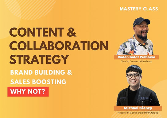 Mastery Class - Content & Collaboration Strategy