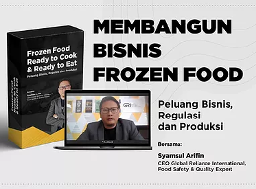 [E-COURSE] Membangun Bisnis Frozen Food