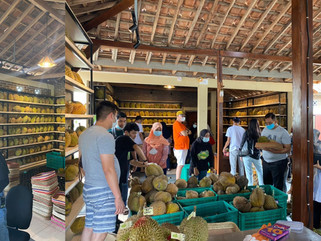 ANTI MARKETING, Jualan Duren Doang Omset 100 Juta per hari