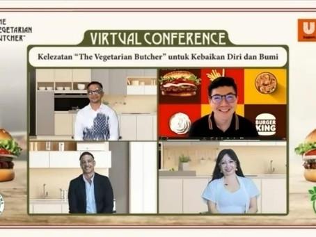 """Menyusul Tren Global, Foodizz Ikut Serta dalam Virtual Conference """"The Vegetarian Butcher"""" dari UFS"""