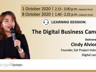 Foodizz Bersama UNCTAD & Endeavor Indonesia Mengedukasi Womanpreneur di 5 Negara