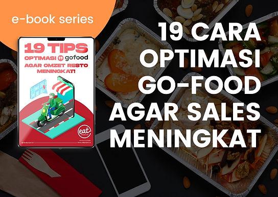 [E-BOOK] 19 Cara Optimasi Go-Food agar Sales Meningkat