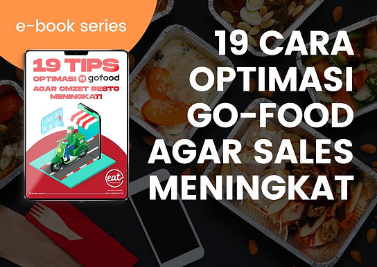 [E-BOOK] 19 Cara Optimasi Go-Food agar Sales Meningkat