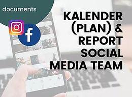[DOKUMEN] Kalendar (Plan) dan Report Social Media Team