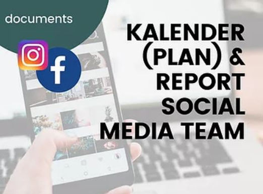 [DOKUMEN] Kalendar (Plan) dan Report Social Media Team