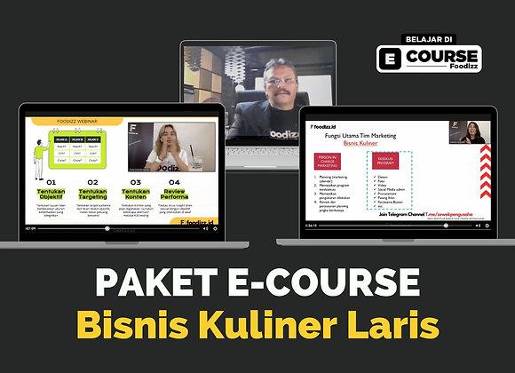 [E-COURSE] Paket E-Course Bisnis Kuliner Laris