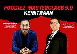 (OFFLINE CLASS) Foodizz Masterclass 9 Kemitraan