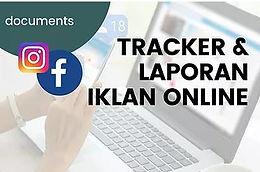 [DOKUMEN] Tracker dan Laporan Iklan Online