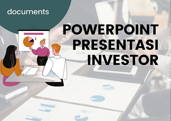 [DOKUMEN] 41 Halaman Template Powerpoint Presentasi untuk Investor