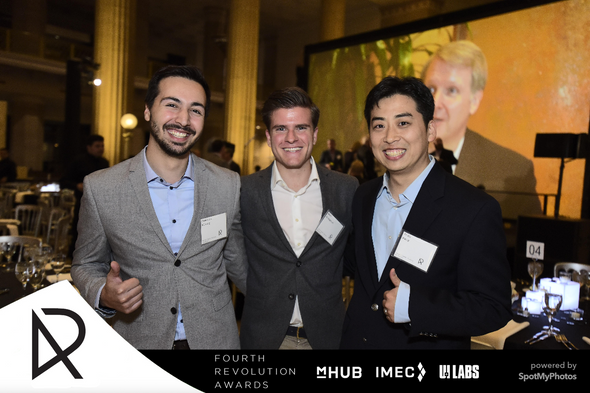 IFM named Chicago Startup of the  Year 2017!
