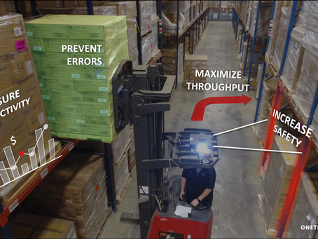 How Computer Vision and Deep Learning improve Forklift Safety