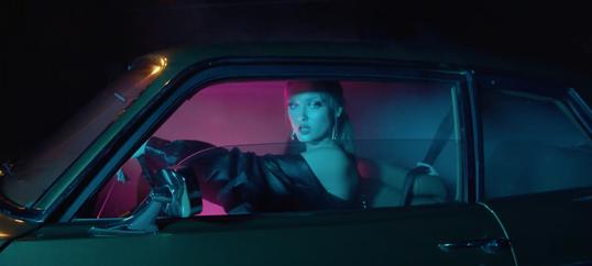 Empty - Chloe Robertson MV