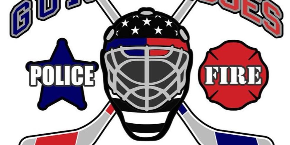 Guns & Hoses Charity Ice Hockey - Rockford, IL