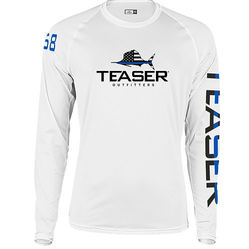 Teaser Outfitters Fishing Performance Shirt