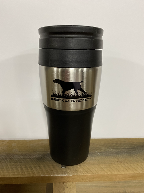 Jaimie Cox Foundation Tumbler