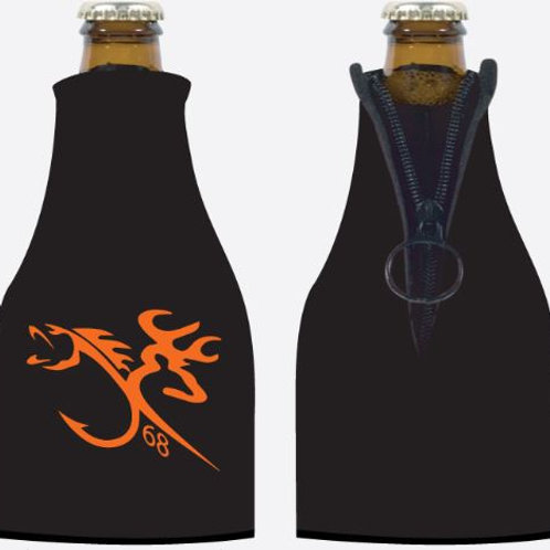 """JC"" Hunt & Fish 68 Bottle Koozie"